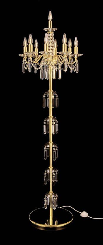 Stojanová lampa