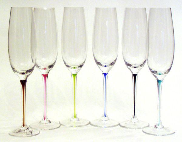Flétna nitka - 6 barev